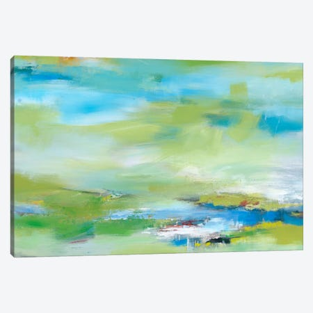 Grace Period Canvas Print #JBO7} by Janet Bothne Art Print