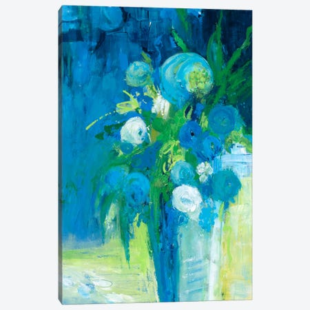 Literal Imaginings Canvas Print #JBO8} by Janet Bothne Canvas Wall Art
