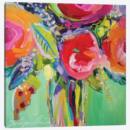 Ode To Summer I Canvas Print #JBR1} by Jacqueline Brewer Canvas Artwork
