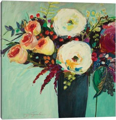 Ode To Summer IX Canvas Art Print