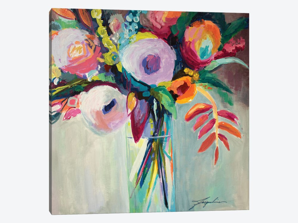 Ode To Summer Vii Canvas Wall Art By Jacqueline Brewer Icanvas
