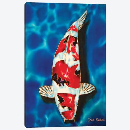 1 Koi Canvas Print #JBT1} by Daniel Jean-Baptiste Canvas Artwork