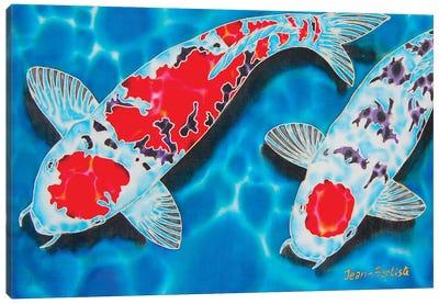 Ditsu Koi Canvas Art Print