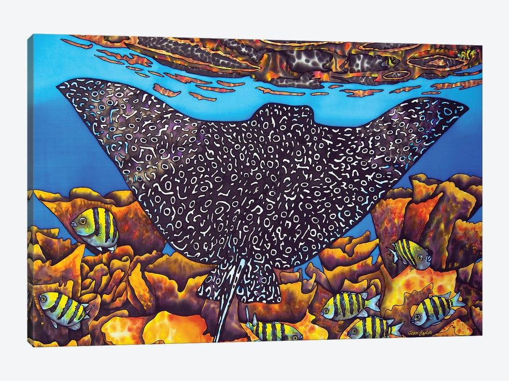 Eagle Ray by Daniel Jean-Baptiste 1-piece Canvas Art Print