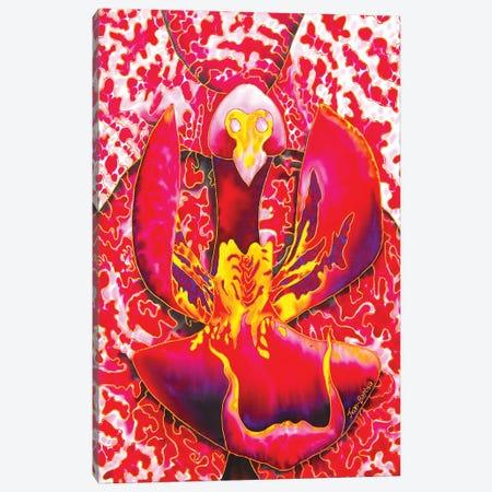 Passion Orchid Canvas Print #JBT49} by Daniel Jean-Baptiste Canvas Print