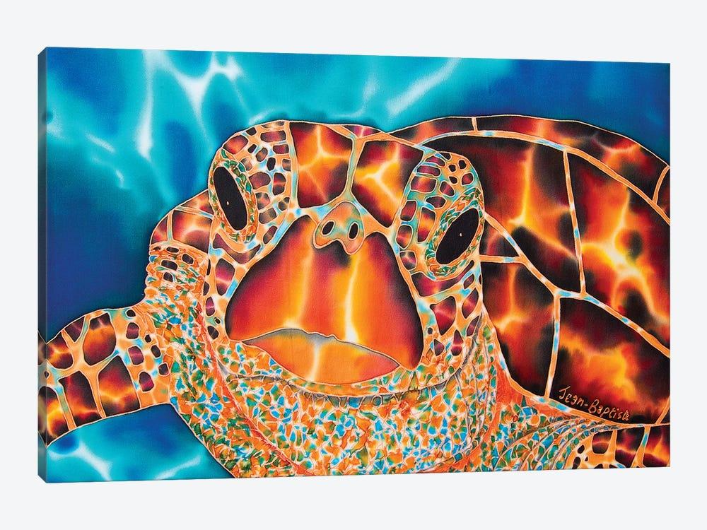 Amitie Marigot Bay by Daniel Jean-Baptiste 1-piece Art Print