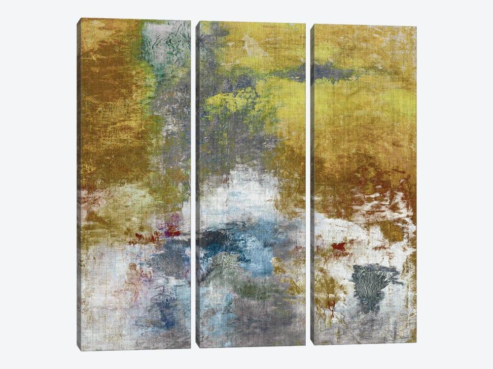 Journey I by John Butler 3-piece Canvas Print