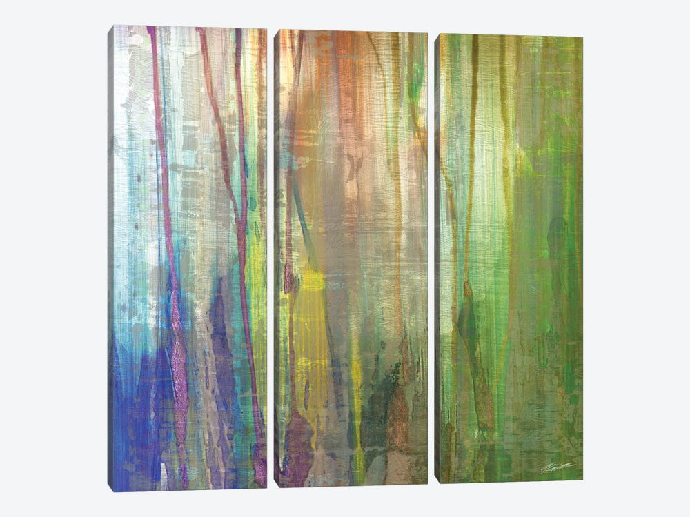 Rushes III by John Butler 3-piece Canvas Art Print