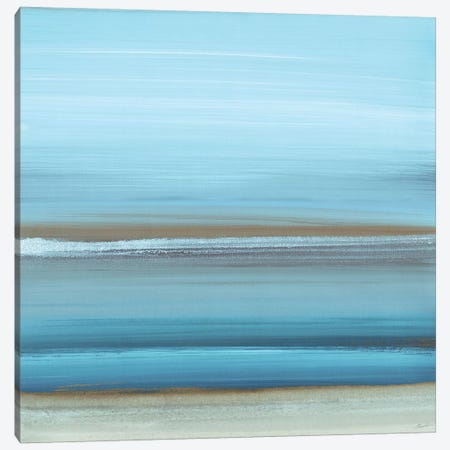 By The Sea I Canvas Print #JBU18} by John Butler Art Print