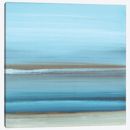 By The Sea I Canvas Print #JBU18} by John Butler Art Print