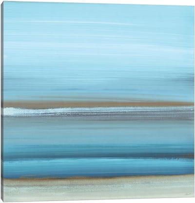 By The Sea I Canvas Art Print
