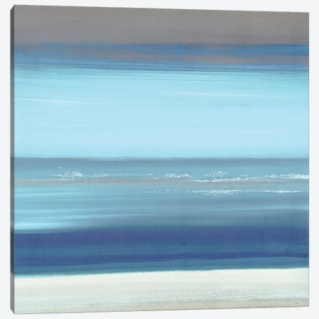 By The Sea II Canvas Print #JBU19} by John Butler Canvas Art Print