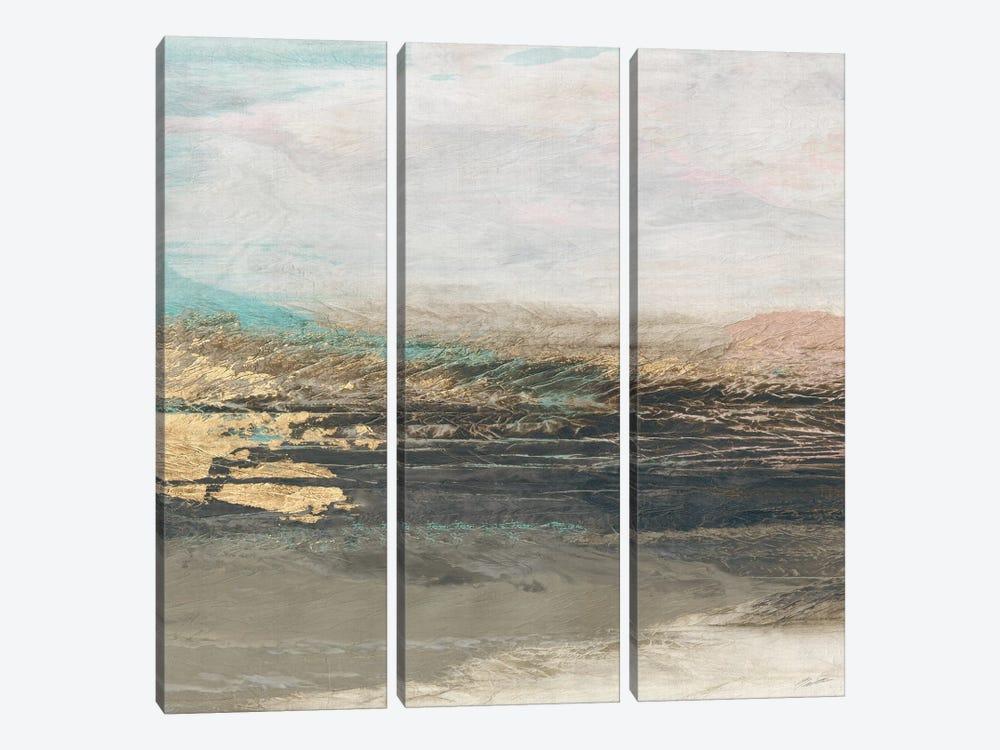 Vista Lake by John Butler 3-piece Canvas Art