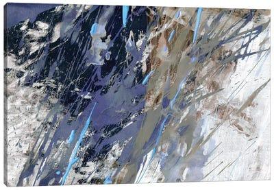 Blue Noise I Canvas Art Print