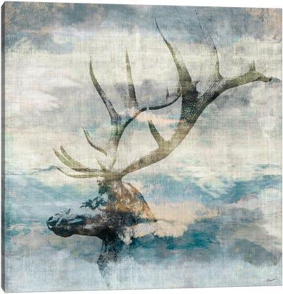 Wyoming II Canvas Art Print