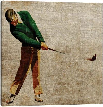 Vintage Sports II Canvas Art Print