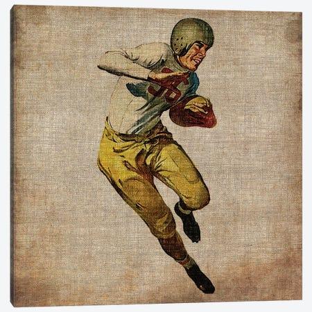 Vintage Sports III Canvas Print #JBU4} by John Butler Canvas Wall Art