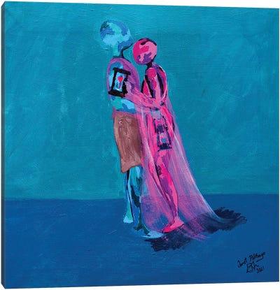 Enjoy Friendship - See You Again Canvas Art Print