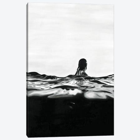Out To Sea Canvas Print #JBZ12} by JAC Bezer Canvas Wall Art