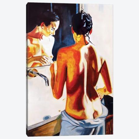 Wash Your Hands Canvas Print #JBZ5} by JAC Bezer Canvas Print