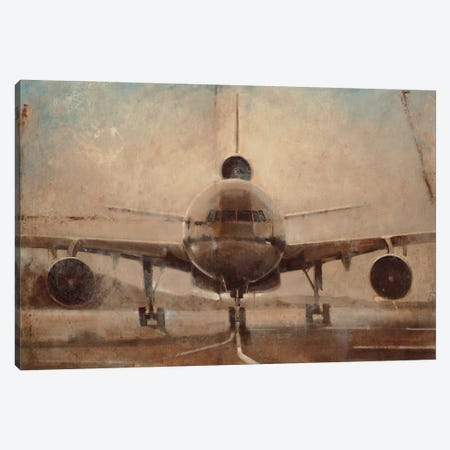 Tonal Plane Canvas Print #JCA10} by Joseph Cates Canvas Artwork