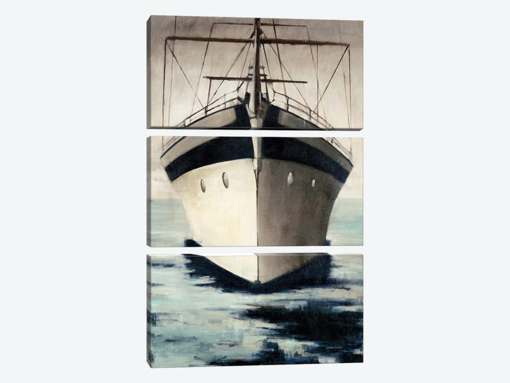 Under Bow by Joseph Cates 3-piece Canvas Artwork