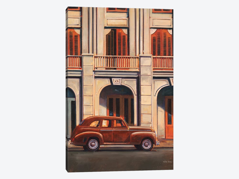 Last Stop I by Joseph Cates 1-piece Canvas Wall Art