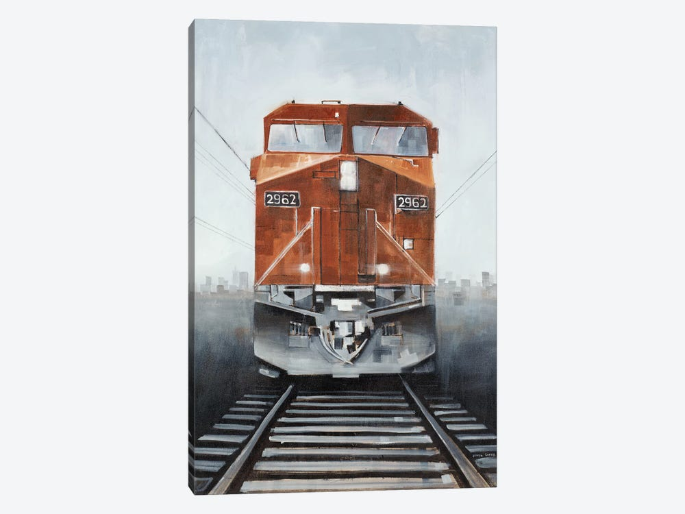 Last Stop II by Joseph Cates 1-piece Canvas Art Print