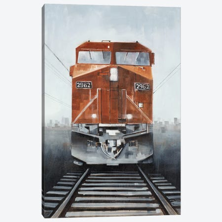 Last Stop II 3-Piece Canvas #JCA14} by Joseph Cates Canvas Art Print