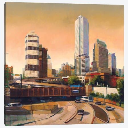 Over Under Canvas Print #JCA15} by Joseph Cates Canvas Art Print