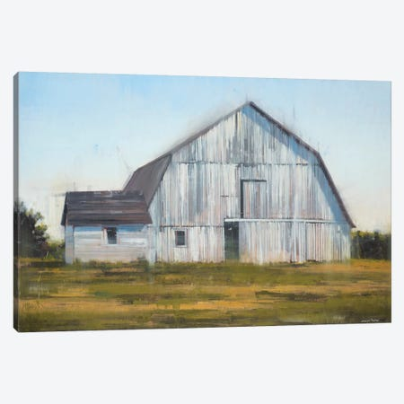 Barn II Canvas Print #JCA17} by Joseph Cates Canvas Print