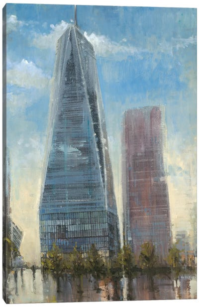 Freedom Tower Canvas Art Print