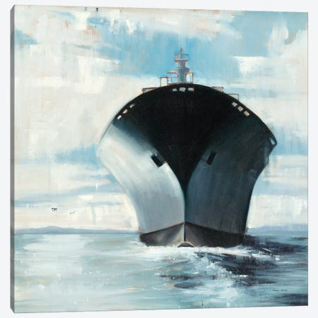 Under Bow II Canvas Print #JCA31} by Joseph Cates Canvas Artwork