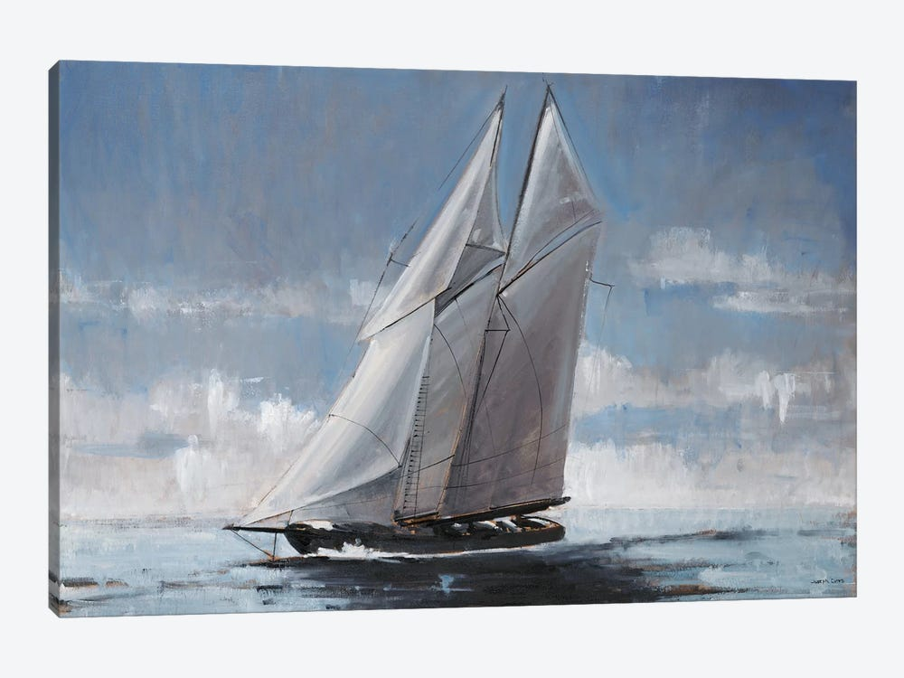 Full Sail by Joseph Cates 1-piece Art Print
