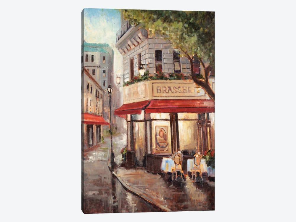 Parisian Stroll by Joseph Cates 1-piece Canvas Artwork
