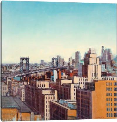 Skyline I Canvas Art Print