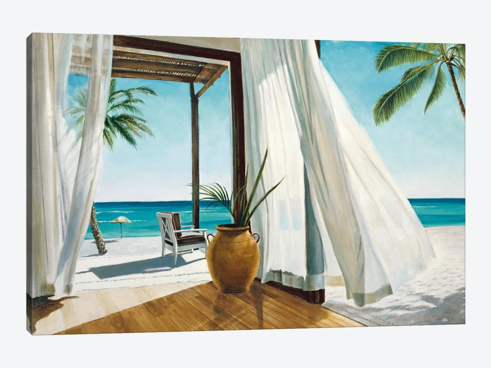 Sea Breeze I 1-piece Canvas Art Print