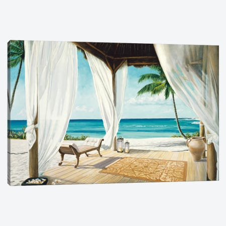 Sea Breeze II Canvas Print #JCB2} by Jacob Reed Canvas Artwork