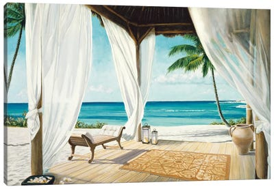 Sea Breeze II Canvas Art Print
