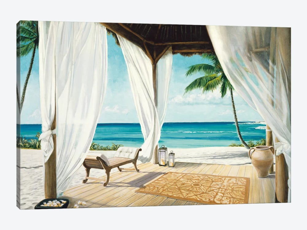Sea Breeze II by Jacob Reed 1-piece Canvas Art