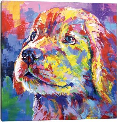 Labrador II Canvas Art Print