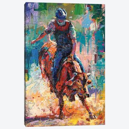 8 Seconds Canvas Print #JCF156} by Jos Coufreur Canvas Art