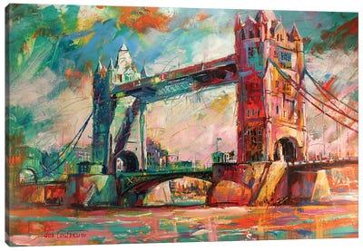 London Bridge Canvas Art Print
