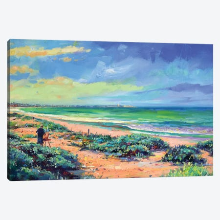 Madora Bay Canvas Print #JCF50} by Jos Coufreur Canvas Print