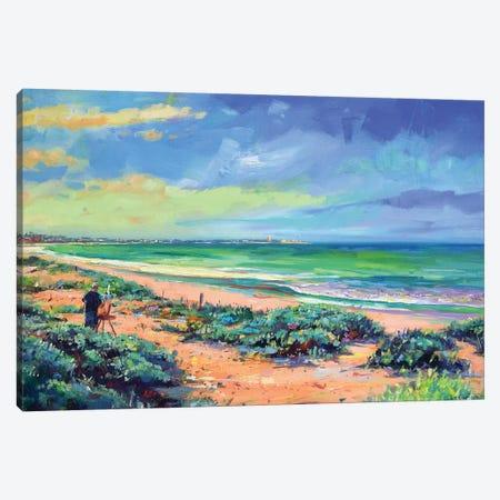Madora Bay Canvas Print #JCF50} by Jos Coufreur Canvas Print
