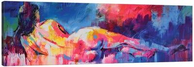 Nude Canvas Art Print