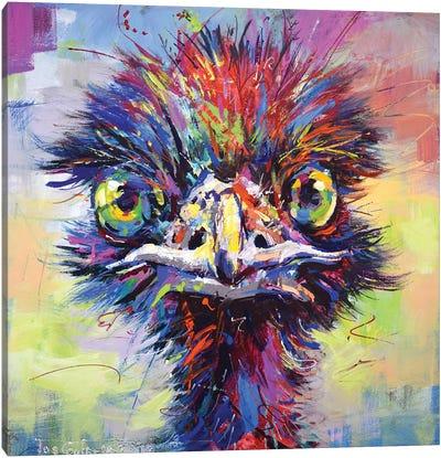 Emu I Canvas Art Print
