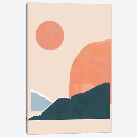 Summer Isle II Canvas Print #JCG103} by Jacob Green Art Print