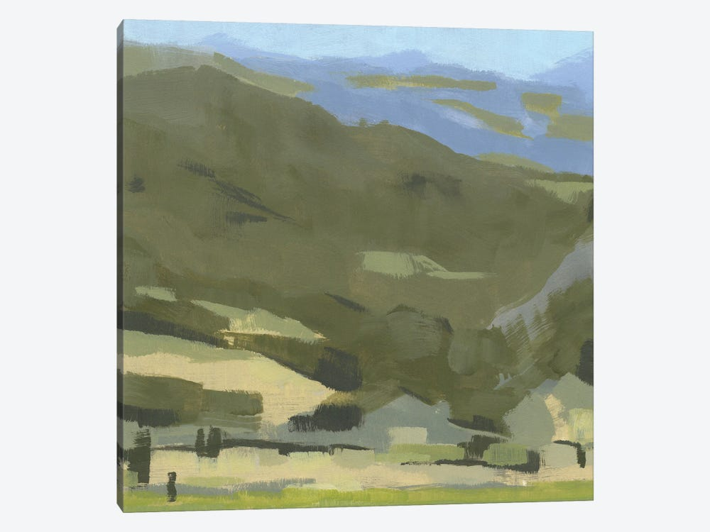 Blue Ridge Foothills I by Jacob Green 1-piece Art Print