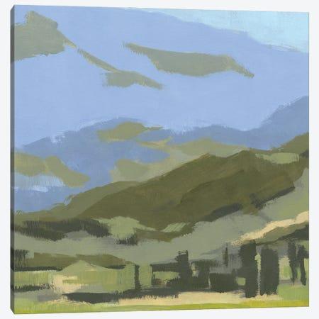 Blue Ridge Foothills II Canvas Print #JCG117} by Jacob Green Canvas Print